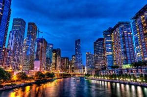 chicago-main-night