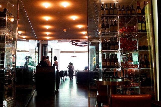 The-Mandarin-Oriental-Knightsbridge-restaurant