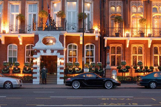 Milestone Hotel London