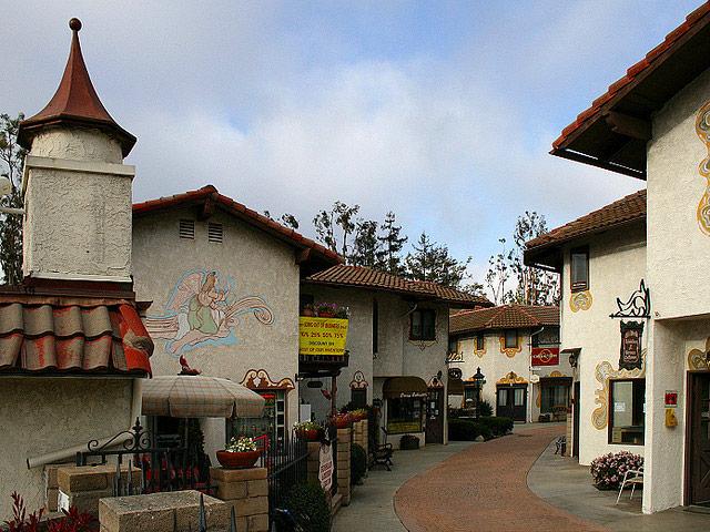 old-world-village