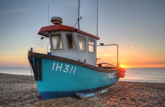 Aldeburgh-boat