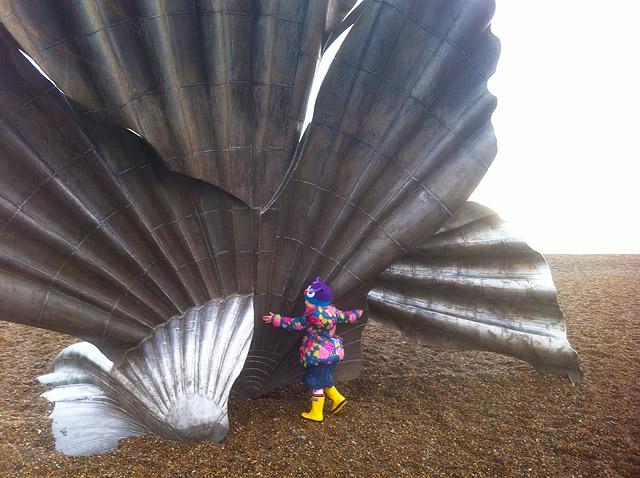 Aldeburgh-shell