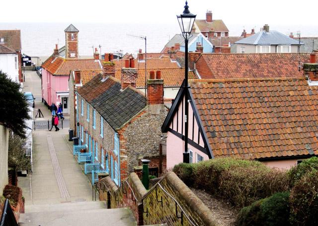 Aldeburgh-shops