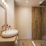 Chalet Ambre Bathroom
