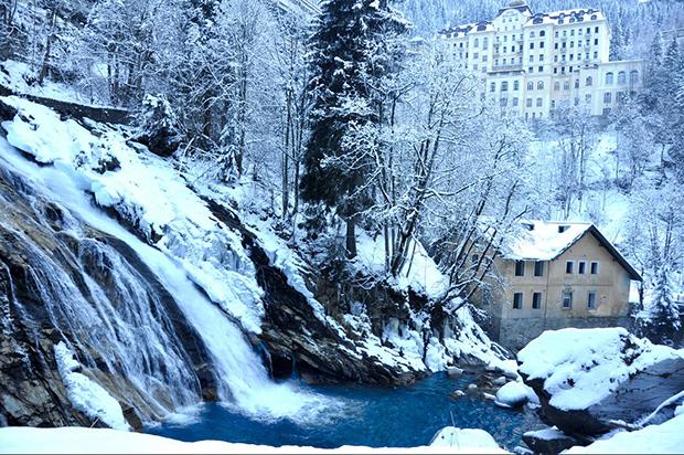 Bad-Gastein-Austria