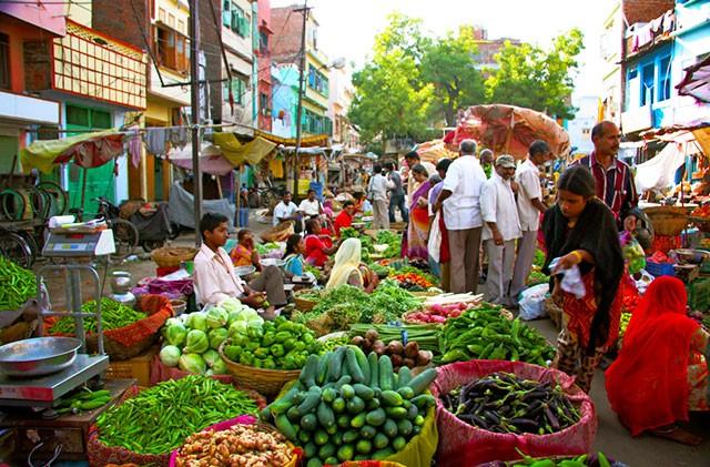 Markets-Udaipur