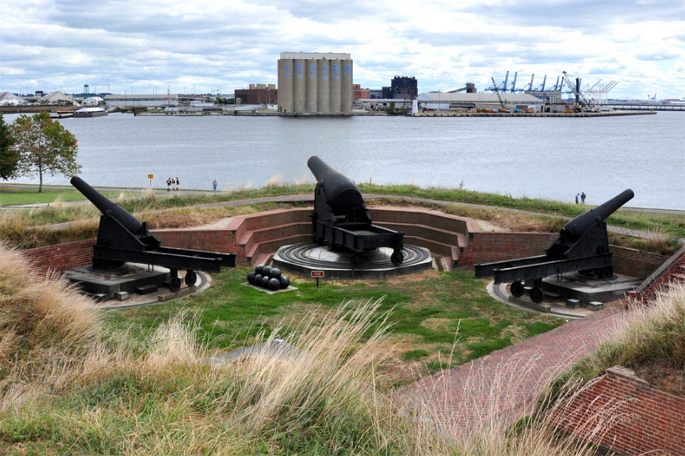 Fort-McHenry-Baltimore