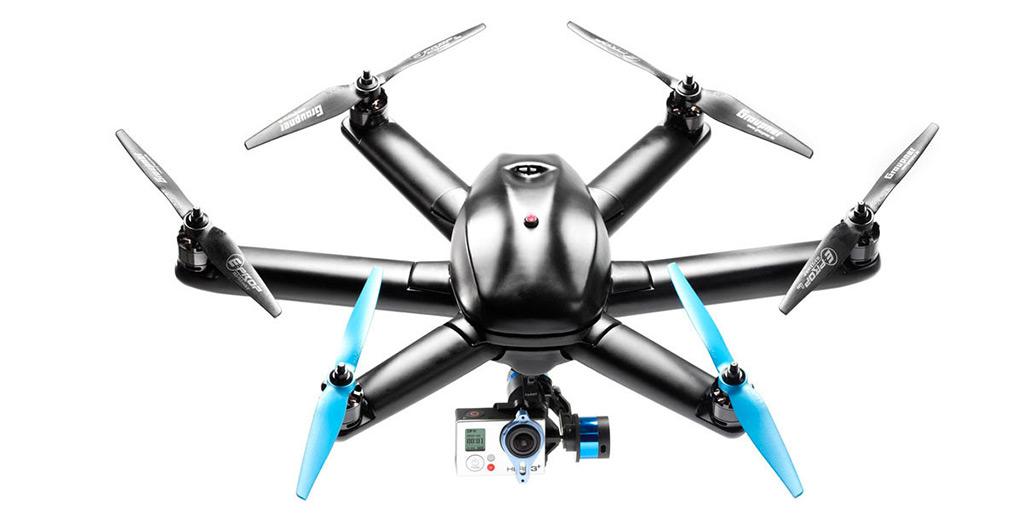 hexo-drone