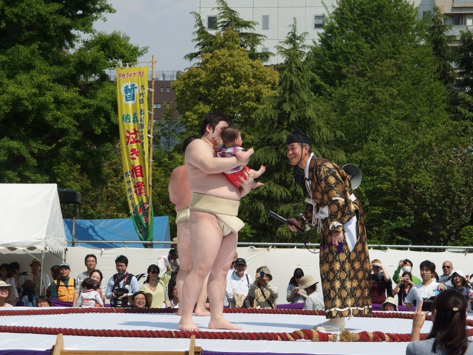 Nakizumo Matsuri | Luxury Travels