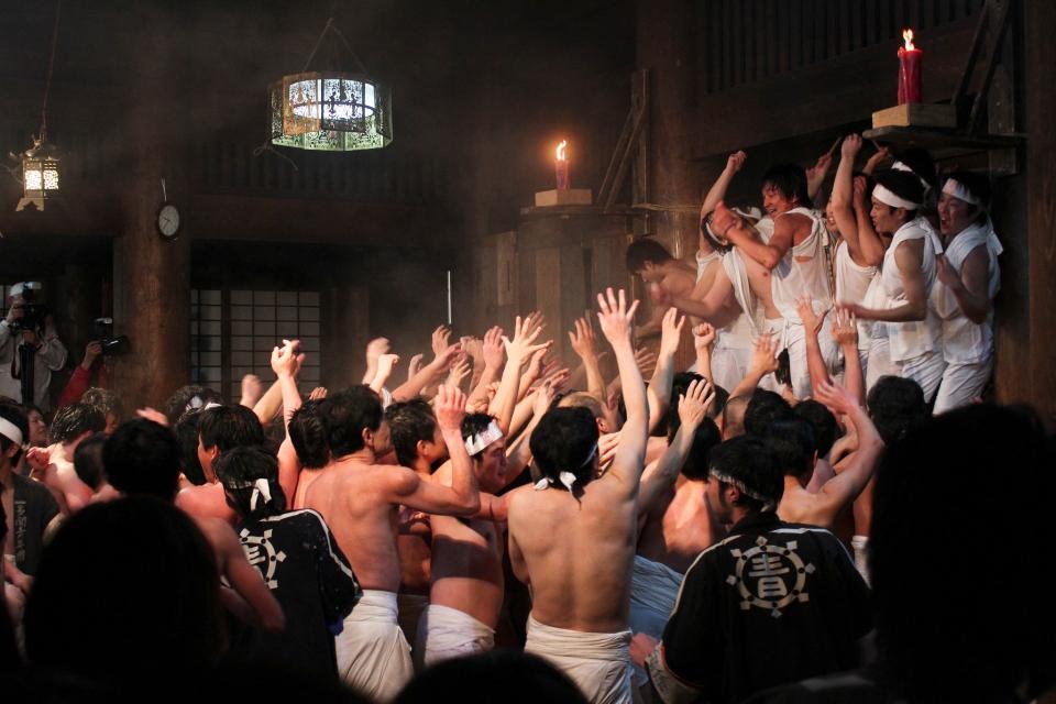 Japan's Naked Festival | Luxury Travels