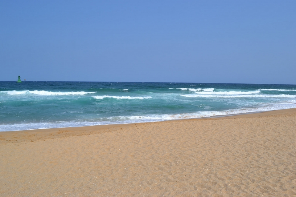 Korea-beach