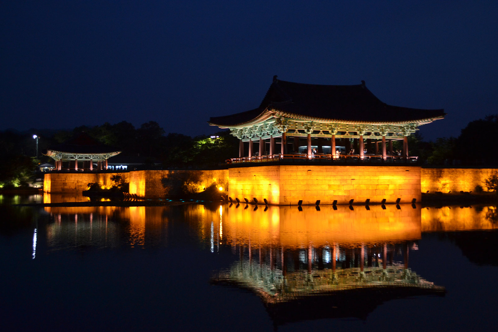 Korea-night