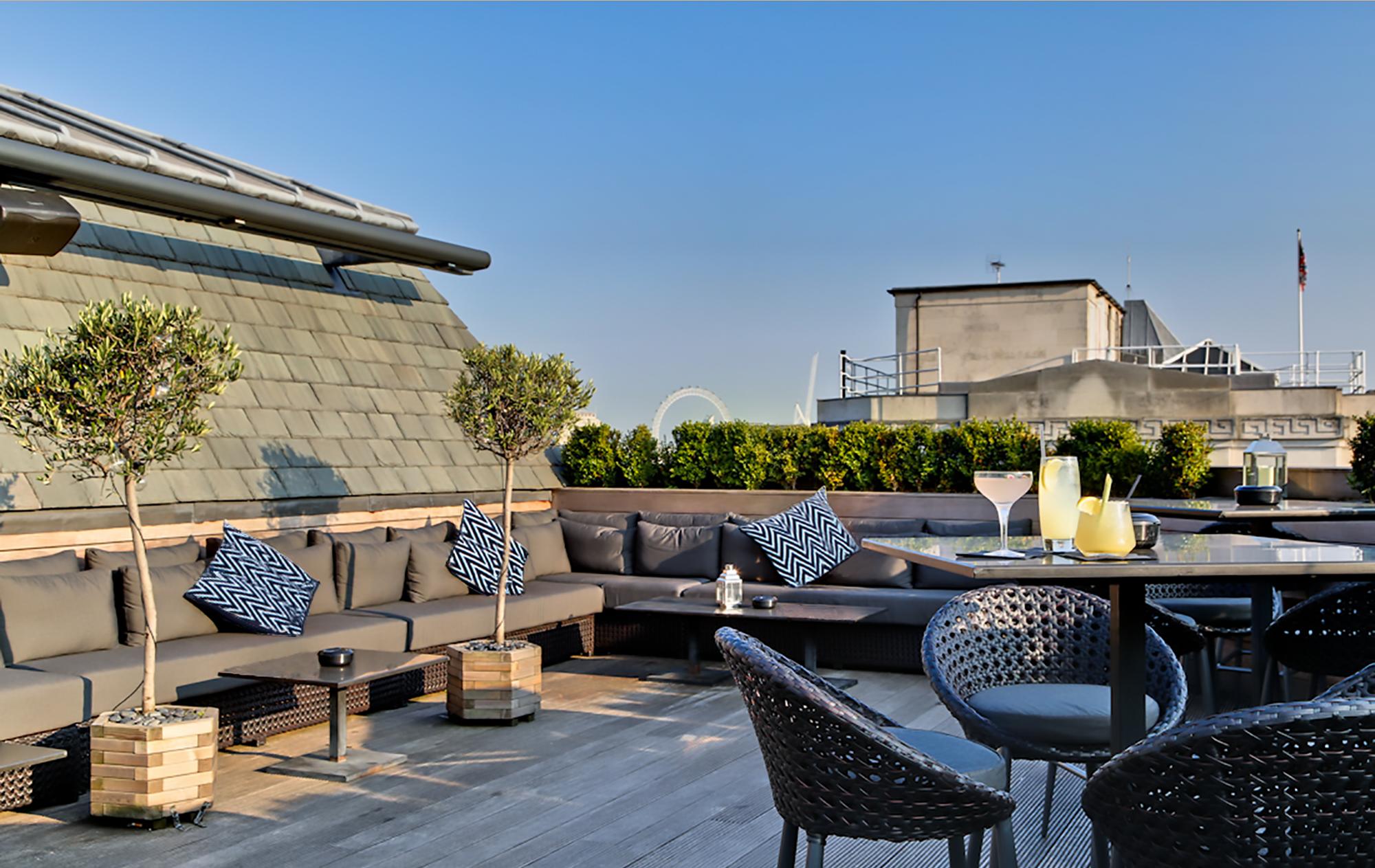 Aqua Nueva new terrace cushion
