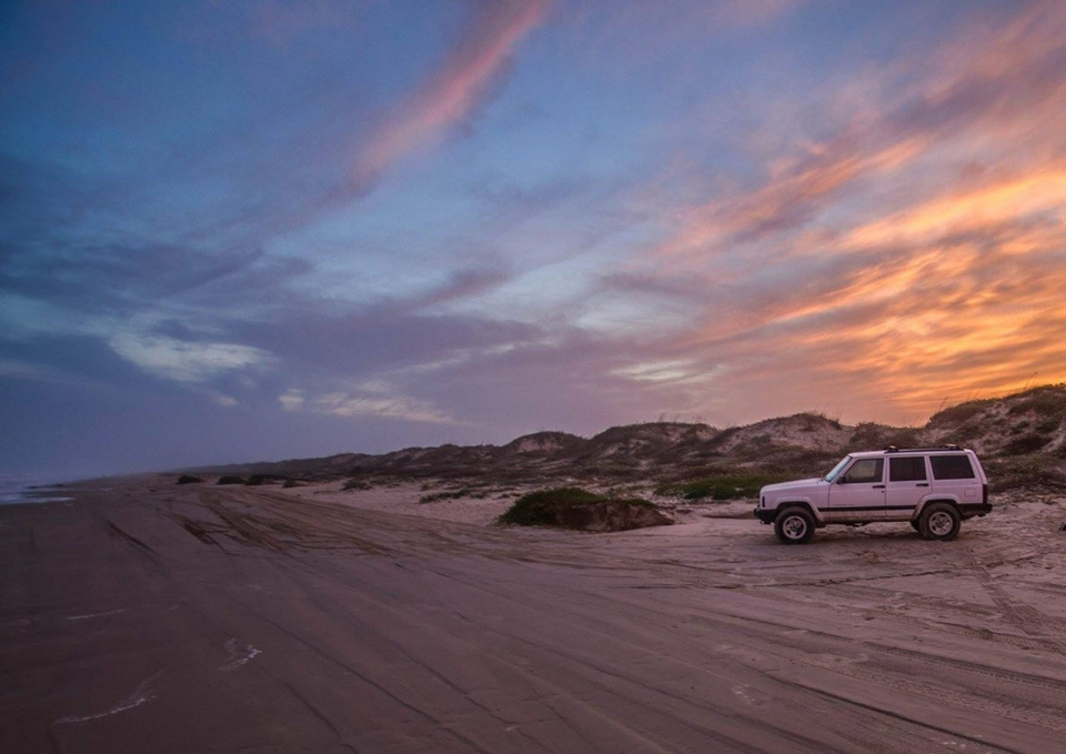 Padre Island National Seashore-camp1280
