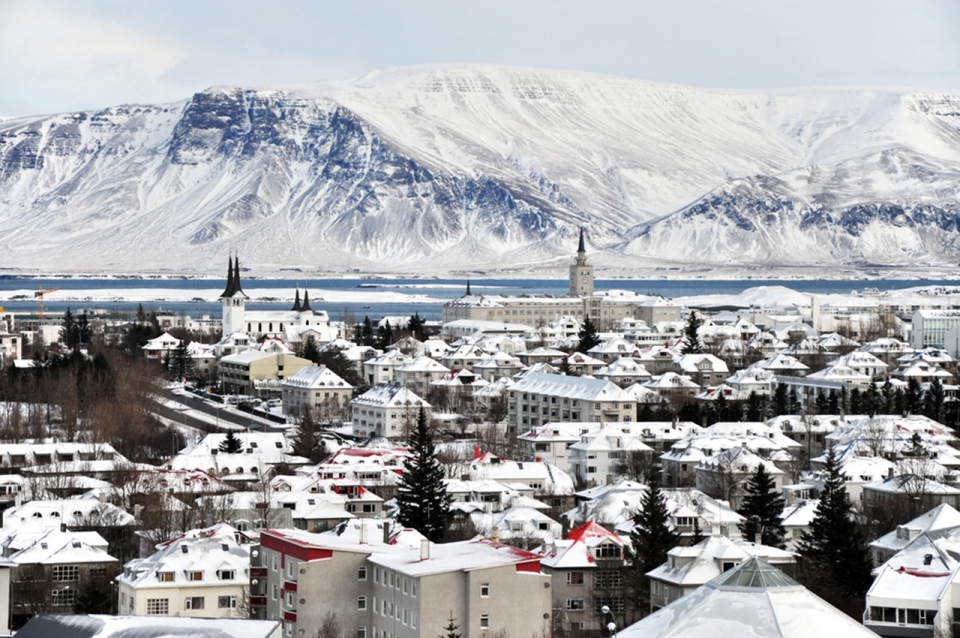 greenland-town