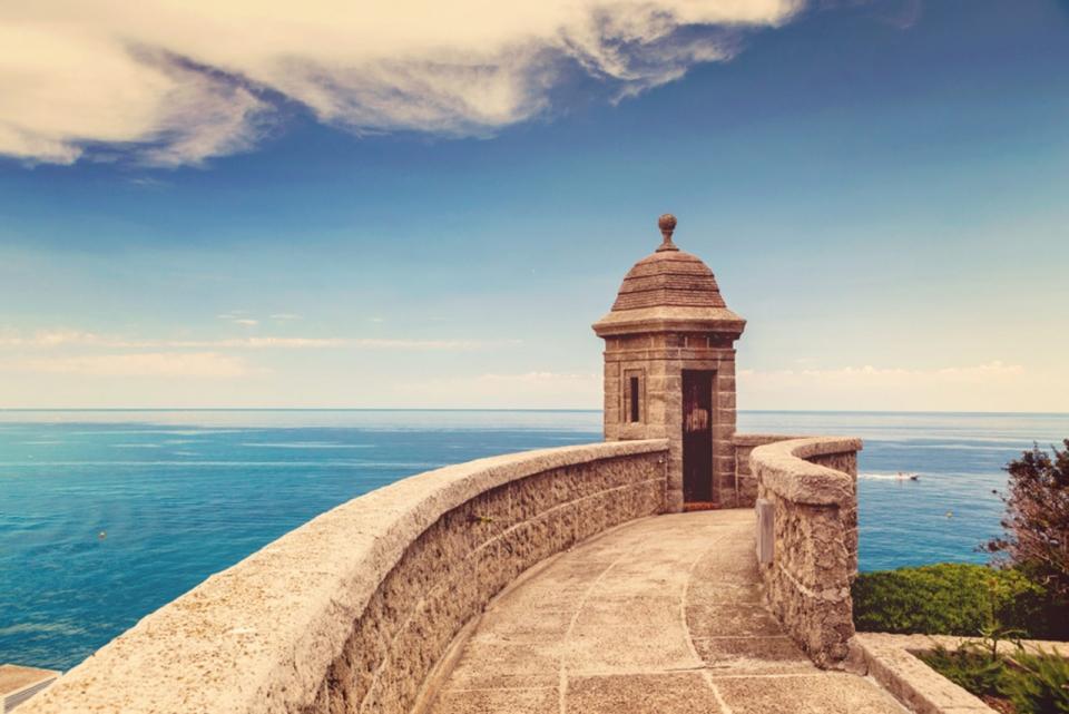 Monaco-fort-antoine